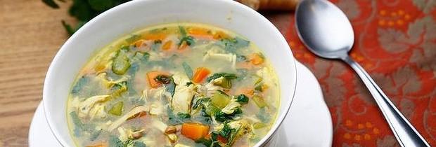 Immune System Super Soup